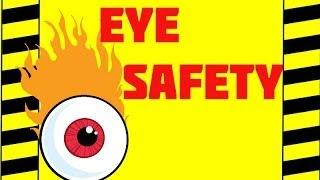 Eye Safety - Safety Eyewear - Eye Injury Prevention