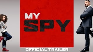 My Spy - Official Trailer