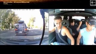 Car Crash | Drivers Caught on Dashcam Inside the Car Crash Compilation | New