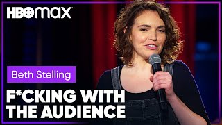 Beth Stelling's Funniest Audience Burns | Girl Daddy | HBO Max