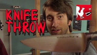 RT Life   Gavin Free: Knife Thrower