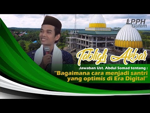 Sesi Tanya Jawab #8 | Tabligh Akbar UAS di Hidayatullah Ummul Qura, Balikpapan