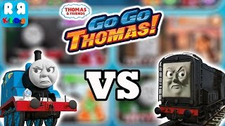 Thomas & Friends: Go Go Thomas! - Thomas vs Diesel