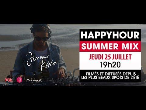 JIMMY KYLE | SUMMER MIX | LIVE DJ SET | RADIO FG