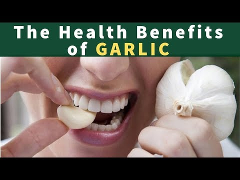 Video The Health Benefits of Garlic