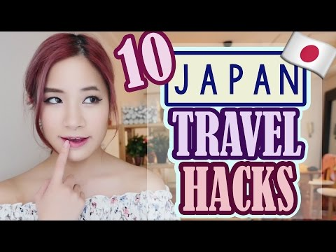 10 JAPAN TRAVEL HACKS YOU NEED TO KNOW!
