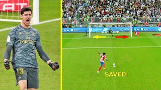 Heroic Decisive Penalty Saves by Goalkeepers in Football