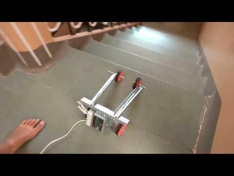 Stair Decender Bot