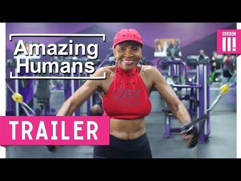 Amazing Humans: Series 4   Trailer - BBC Three