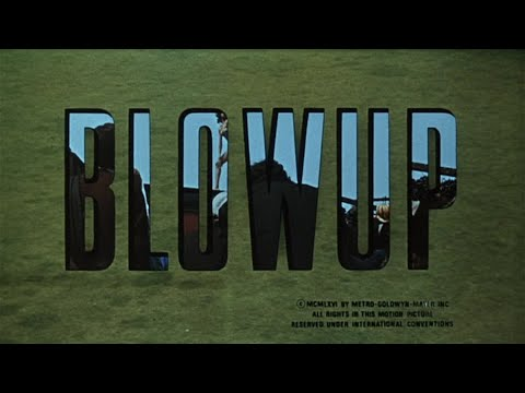 "The Bed - Herbie Hancock (from ""Blow Up"" soundtrack)"