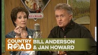 "Bill Anderson & Jan Howard sing ""It Ain't My Job"""