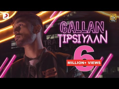 PARTY SONG OF THE YEAR IS HERE - GALLAN TIPSIYAAN