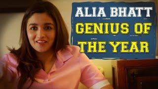 AIB : Alia Bhatt - Genius of the Year