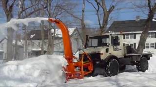 High Deep Snow Plow Blower Removal Mega Machines: Grader Tractor Loader Bulldozer Technology