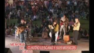 preview picture of video 'grupo guarda pampa tocando en vivo en memoria del grillo (Venado Tuerto).'