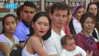 Первый показ мод с участием детей с синдромом Дауна / 05.06.17 / НТС