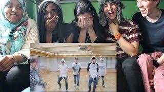 GOT7 - I Like You - Dance Practice #2 Boyfriend Version (REACTION)