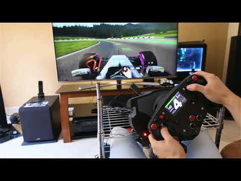DIY F1 Steering wheel by ialm - Thingiverse
