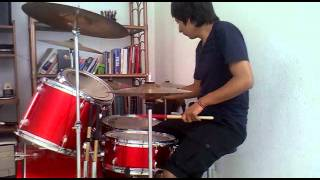 The Beatles - Boys (Drum Cover)