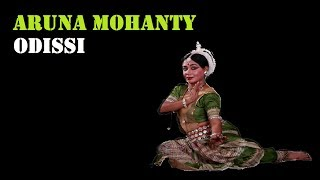 Odissi recital by Aruna Mohanti and group