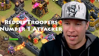 Clash of Clans Reddit Troopers Number One Attacker