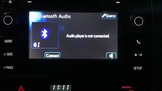 2013 2012 2011 2014 2015 Toyota Tacoma Bluetooth remove Device RESOLVED