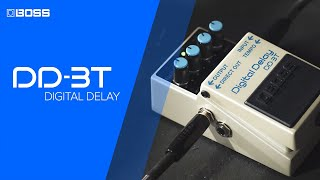 Boss DD-3T Digital Delay Video