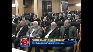 AKS TV - Samsun  TSO Haberi