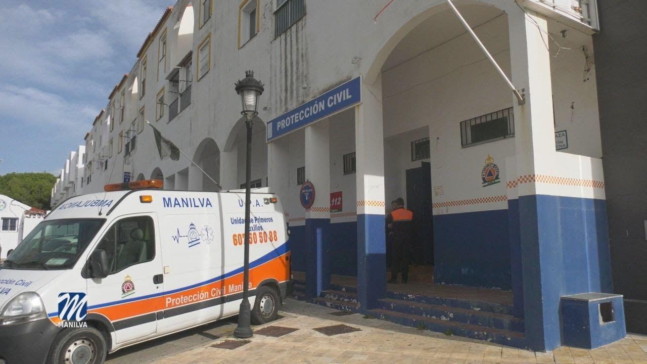 RECOMENDACIONES PROTECCIÓN CIVIL DE MANILVA