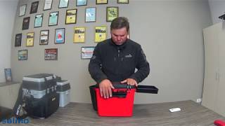 Ящики зимние - ящик рыболовный зимний lucky john