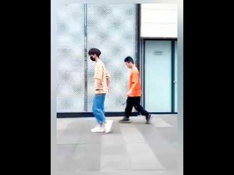 the chinese dance moonwalk