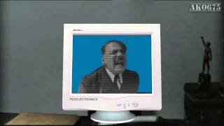 Hitler and the old computer
