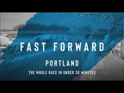 インディーカー第14戦 ポートランド・レースウェイ(ロードコース)決勝レースの30分ハイライト動画