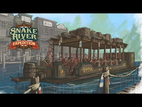 Download Cedar Point reveals Snake River Expedition as new ride in 2020: First look Mp4 HD Video and MP3