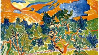 Mountains at Collioure (Derain)