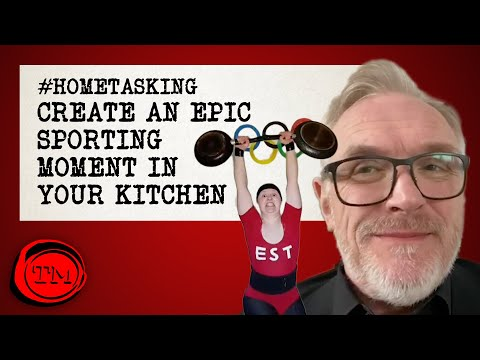 Hometasking: Sportovní událost v kuchyni