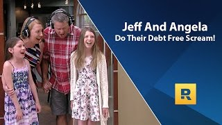 Jeff And Angela's Debt Free Scream! Paid off $58k in 25 months making 120k.