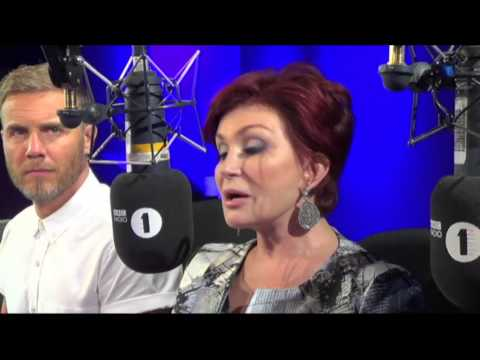 Sharon Osbourne chats to Greg James about her disappointment in Lady GaGa