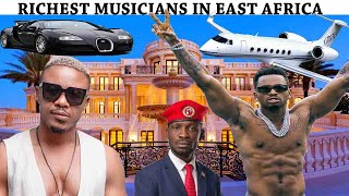 Top 10 Richest Musicians In East Africa 2021 and their Net Worth/ ABAHANZI BAKIZE CYANE MURI EAC