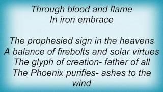 Angel Corpse - Begotten (Through Blood And Flame) Lyrics