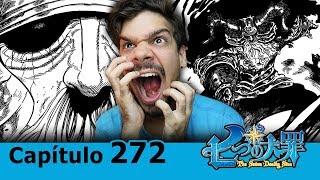 NANATSU NO TAIZAI 272 | Rei Dos Demônios Overpower