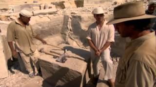 Dokumentárny film História - Kto postavil Egyptské pyramídy