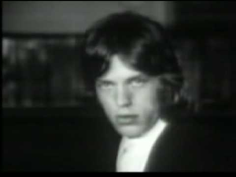The Rolling Stones We Love You Promotional Video 1967