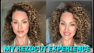 MY REZOCUT REVEAL & HAIR THERAPY GOING FORWARD   The Glam Belle