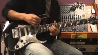 Steve Vai - The Audience Is Listening  cover