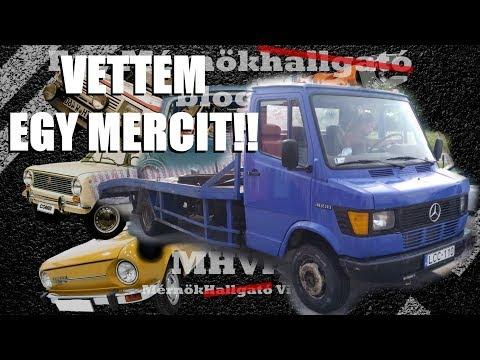 Merci Mentő #1 - Vettem egy teherautót!!!!!!