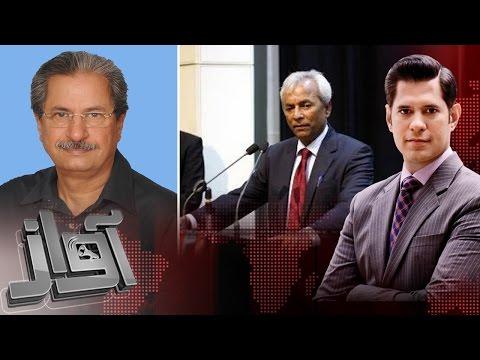 PM Ki Aur Jindal Ki Mulakaat | Awaz | SAMAA TV | 11 May 2017