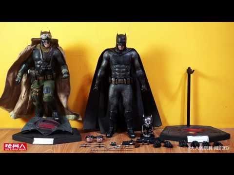 part01(外盒與內容) 蝙蝠俠對超人:正義曙光【蝙蝠俠】Batman 開箱