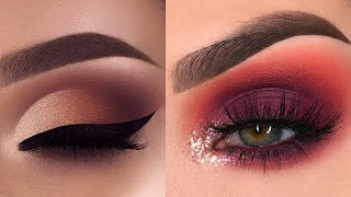 15 Glamorous Eye Makeup Ideas & Eye Shadow Tutorials | Gorgeous Eye Makeup Looks
