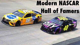 Modern NASCAR Hall of Famers